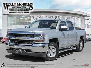 2016 CHEVROLET SILVERADO LT: NO ACCIDENTS, ONE OWNER