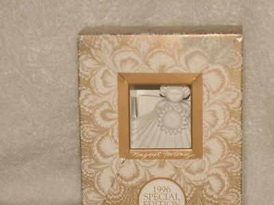 Margaret Furlong 1996 Special edition Sunflower Shell  Angel Christmas Ornament