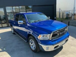 2019 Ram 1500 MY19 Laramie (4x4) FD3.9 Blue 8 Speed Auto Dual Clutch Crew Cab Utility Hendra Brisbane North East Preview