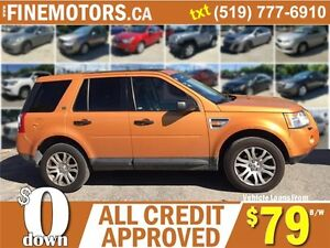 2008 LAND ROVER LR2 HSE * AWD * LEATHER * PANO POWER ROOF London Ontario image 3