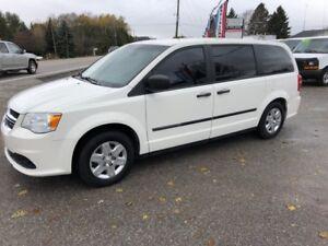 2011 Dodge Grand Caravan C/V cargo van