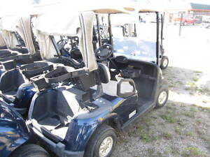 SALE! 2008 EZGO RXV 48v Electric Golf Cart Patriot Blue Kitchener / Waterloo Kitchener Area image 2