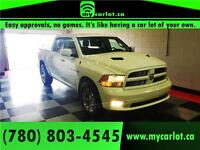 CALL NOW*****2012 Ram 1500 Sport CREW CAB *****YOU ARE APPROVED