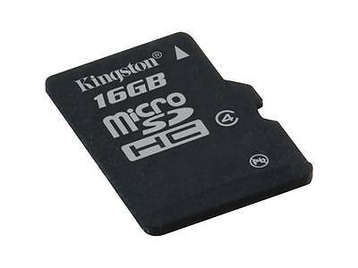 Карта памяти Kingston MBLY4G2/16GB 16 GB