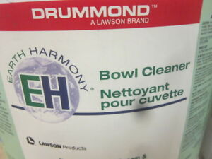 TOILET BOWL CLEANER - BLOW OUT - CLEARANCE PRICE $20.  per Pails