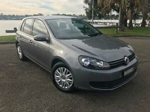 2011 Volkswagen Golf VI 77TSI Grey Sports Automatic Dual Clutch Hatchback Concord Canada Bay Area Preview
