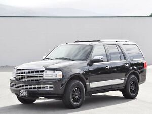 2010 Lincoln Navigator Ultimate Package