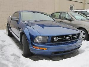 2006 Ford Mustang V6 4.0L Leather Clean Sports Coupe Remote star