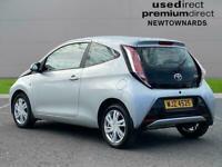 2014 Toyota AYGO 1.0 Vvt-I X-Pression 3Dr Hatchback Petrol Manual