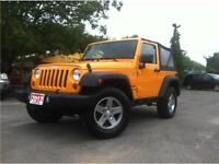 2012 Jeep Wrangler Sport TOTAL BLOWOUT ON THIS UNIT NOW $19995.0