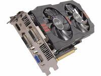 asus GTX 650ti 2GB