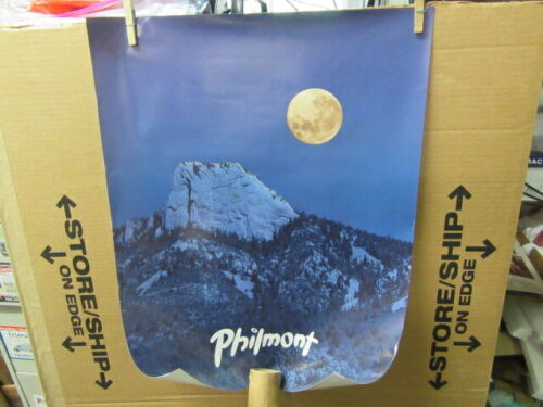 Philmont Scout Ranch Tooth of Time Poster       ptr