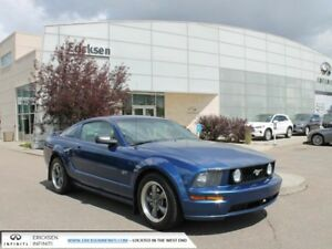 2007 Ford Mustang GT/ACCIDENT FREE/V8