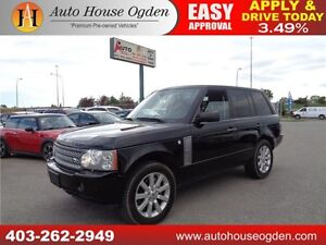 2007 LAND ROVER RANGE ROVER SUPERCHARGE $21488