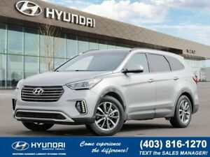 2018 Hyundai Santa Fe XL LIMITED - AWD, Leather, Heated Seat, He