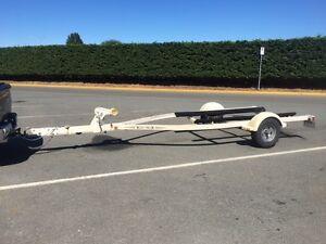 Sea Ray Boat Trailer Model SRV31B