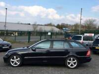 Mercedes C220 auto diesel estate
