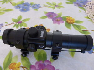 Bushnell Trophy 1X28 Red Dot Scope
