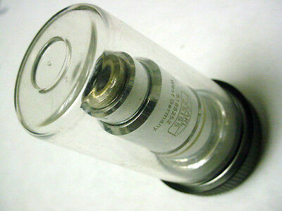 Carl Zeiss Planapo 10x 0.32 160 - Microscope Objective Plan Apo - Cased