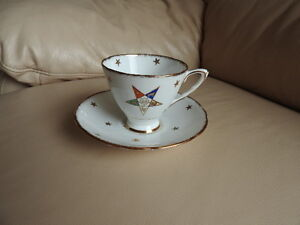 Teacup and saucer - Eastern Star- NEW