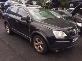 VAUXHALL ANTARA S CDTI 2007 BREAKING FOR SPARES