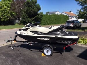 2011 Seadoo BRP GTX LTD 260 iS LIMITED - IMPECCABLE