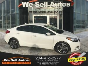 2015 Kia Forte EX *REAR CAM *2.0L *HEATED SEATS