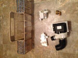 Kenmore Elite Ultrawash HE Dishwasher parts