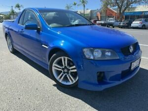 2010 Holden Ute VE MY10 SV6 Blue 6 Speed Manual Utility Bungalow Cairns City Preview