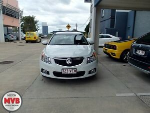 2014 Holden Cruze JH MY14 Equipe White 6 Speed Automatic Hatchback Ascot Brisbane North East Preview