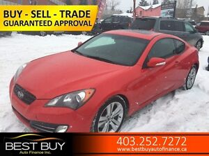 2010 Hyundai Genesis Coupe GT / SPECIAL SALE $9995