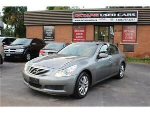 2007 Infiniti G35 Sedan Luxury | HIGH MILAGE BUT DRIVES MINT|