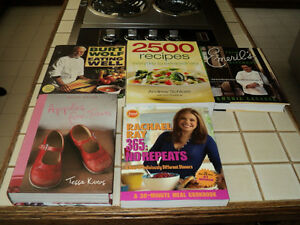 Range of Cook Books Like New! West Island Greater Montréal image 1