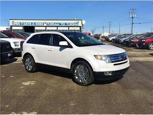 2010 Ford Edge Limited 4dr All-wheel Drive