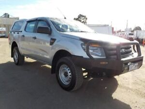 2014 Ford Ranger Silver Sports Automatic Utility