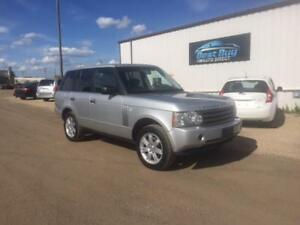 2006 Land Rover Range Rover HSE! WITH 3 MTH WARRANTY INCLUDED