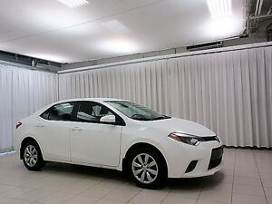 2016 Toyota Corolla LE SEDAN WITH PWR GROUP, BACKUP CAMERA, BLUE