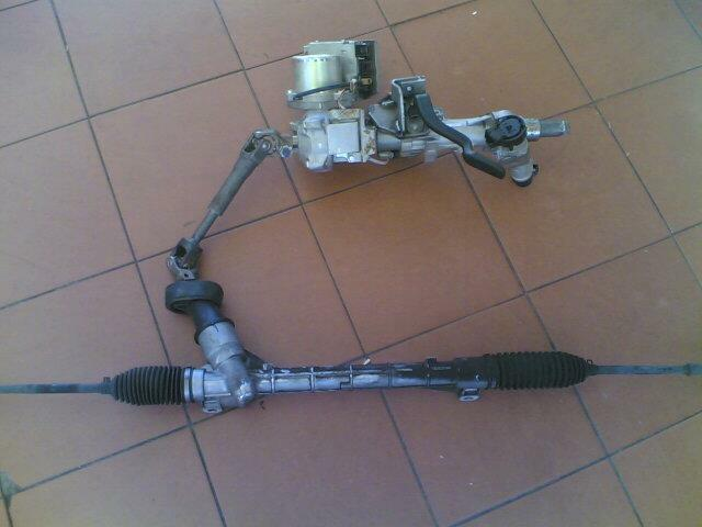 Vw Polo Vivo Polo 6 2013 Steering Rack And Pump