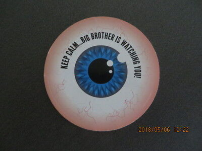 Big Brother Sticker - INGSOC - BIG BROTHER - 3