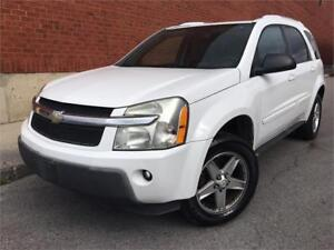 2005 CHEVROLET EQUINOX LT *LEATHER,SUNROOF,LOADED!!!*