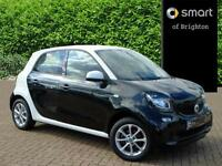 smart forfour PASSION (black) 2016-09-20