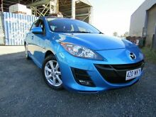 2009 Mazda 3 BL10F1 Neo Blue 6 Speed Manual Hatchback Yeerongpilly Brisbane South West Preview