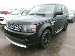 2012 Land Rover Range Rover Sport SUPERCHARGED, AUTOBI