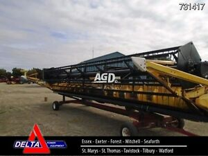 2009 New Holland 74C-30F 30 Foot Flex Combine Head