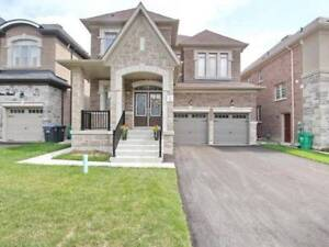 One Year Old Prestigious Vales Of Humber Area W/4 BR & 4 WR