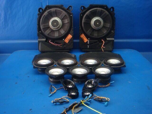 Bmw E90 E92 E93 E60 E61 Logic 7 Under Seat Amp