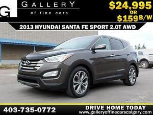 2013 Hyundai Santa Fe Sport $159 BI-WEEKLY APPLY NOW DRIVE NOW