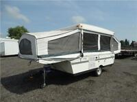Pop up Tent Trailer. Only $21.50/wk!