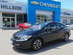 2015 Honda Civic Sedan EX *SUNROOF|BACKUP CAMERA|ALLOYS*