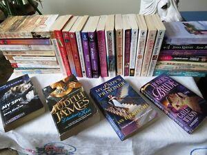REGENCY Romance Harlequin 35 books HISTORIC SUSPENSE, INTRIGUE,